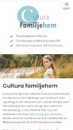 Cultura Familjehem AB på mobiltelefon